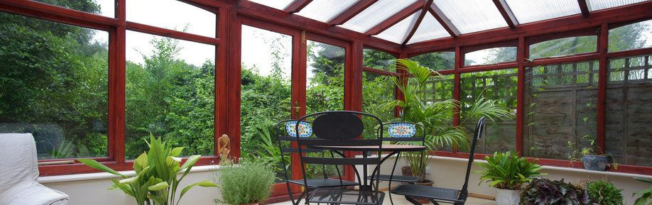 Conservatories are only limited by your imagination